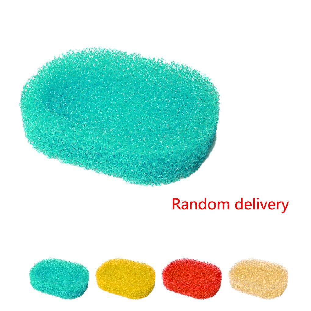 Новые конфеты colro губчатое мыло блюдо пластины Ванная комната комплект мыло держатель