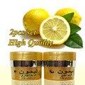Limón crema para aclarar la piel crema de día + crema de noche que blanquea la crema para la cara