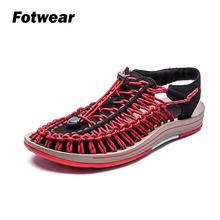 Fotwear Men sandals casual shoes comfortable summer Rugged rubber outsole fashion style long-lasting cushioning