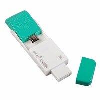 4 In 1 Driver Free Android OTG USB Flash Drive 8G U Disk Wireless Soft AP