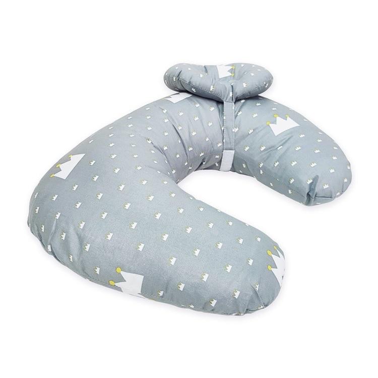 Подушка для кормления грудью многофункциональная детская подушка для кормления материнская поясная подушка u-образная Подушка для кормления ребенка - Цвет: huidihuangguan