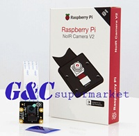 8MP Infrared Night Vision Raspberry Pi Official NoIR Camera V2 Module 1080P