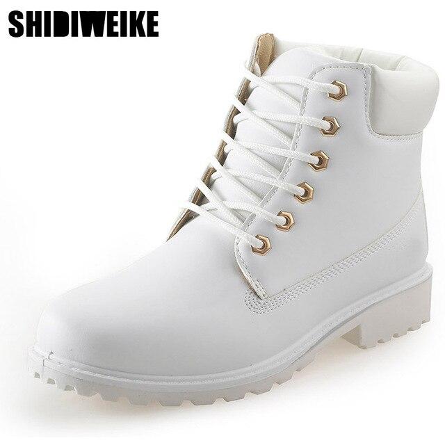 8e00ca201c21d SHIDIWEIKE automne hiver femmes bottines nouvelle mode femme bottes de  neige pour filles dames travail chaussures