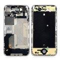 Для iphone 4g GSM Посеребренная Ближний Рамка Рамка Шасси Корпуса Полные Части Сборки, бесплатная Доставка