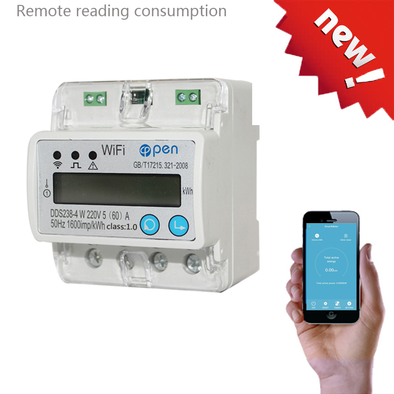 Fast Shipping From Germany Wifi  Remote Control Smart Switch With Energy Monitoring Over/under Voltage Protection For Smart Home