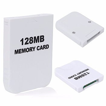 4MB 8MB 16MB 32MB 64MB 128MB 256MB 512MB Memory Card For Nintendo Wii Console Gamecube GC N Game Storage Cards Save Saver