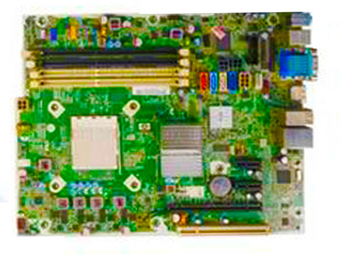 ФОТО High quality 6005 Pro SFF system Motherboard 531966-001 503335-001 503336-000 for 785G BTX AM3 DDR3 100% tested perfect quality