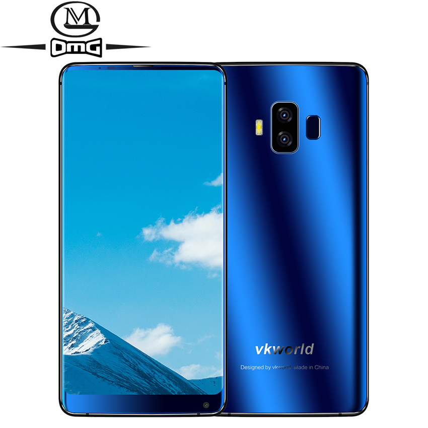 Vkworld S8 5 99 FHD 18 9 Android 7 0 Mobile Phone 4GB RAM 64GB ROM