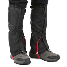 Shoes-Cover Gaiters Hiking-Accessories Dust-Proof Snow-Leg Outdoor Mountain