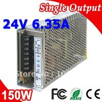 S 150 24 LED Switching Power Supply 110V 220V AC to DC 24V 6.5A 150W Output
