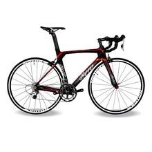 BEIOU Carbon Rennrad 700C Shi mano 105 5800 11 S Racing Fahrrad 500mm 520mm 540mm 560mm Ultra-light 18.3lbs CB013A2