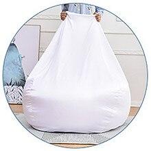 Ленивый BeanBag диваны внутренняя подкладка водонепроницаемый чучело для хранения игрушек Bean мешок без крышки кресло Beanbag диваны подкладка OnlySpec
