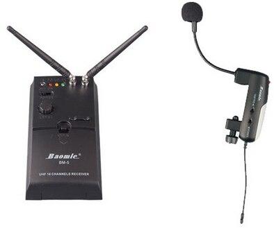 Baomic Bm-bm-5/s3 Per Violino Professionale Sistema Per Microfono Wireless Violino Senza Fili Trasmettitore Audio Senza Fili Uhf 790-820 Mhz Meno Caro