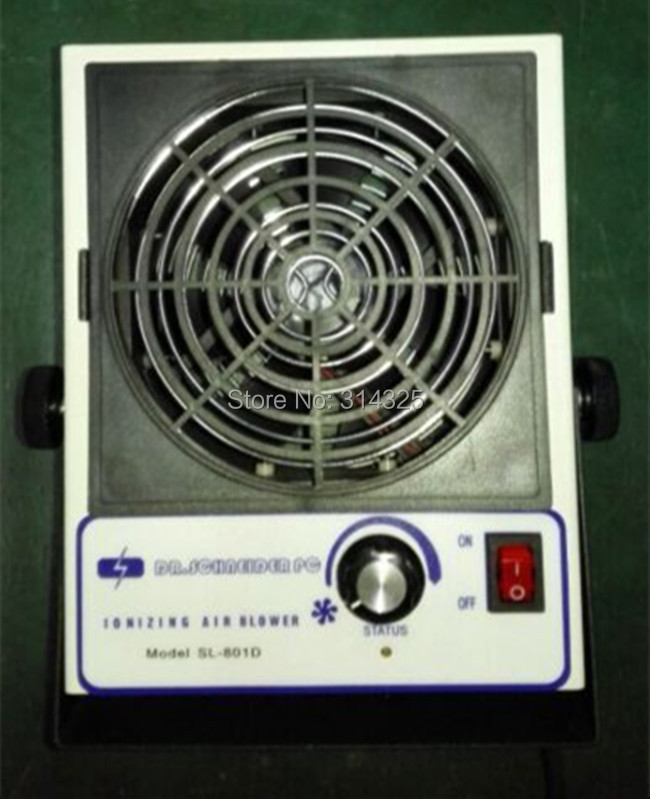 Ionized Air Blower : V sl d benchtop ionizer simco ionizing air