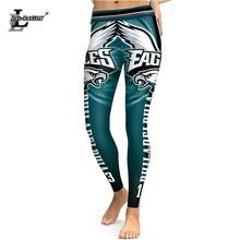 c35ce3ba69942 Lei-SAGLY PHILADELPHIA EAGLE S 13 3D Print Women Leggings High Waist Legging  Steelers Printed
