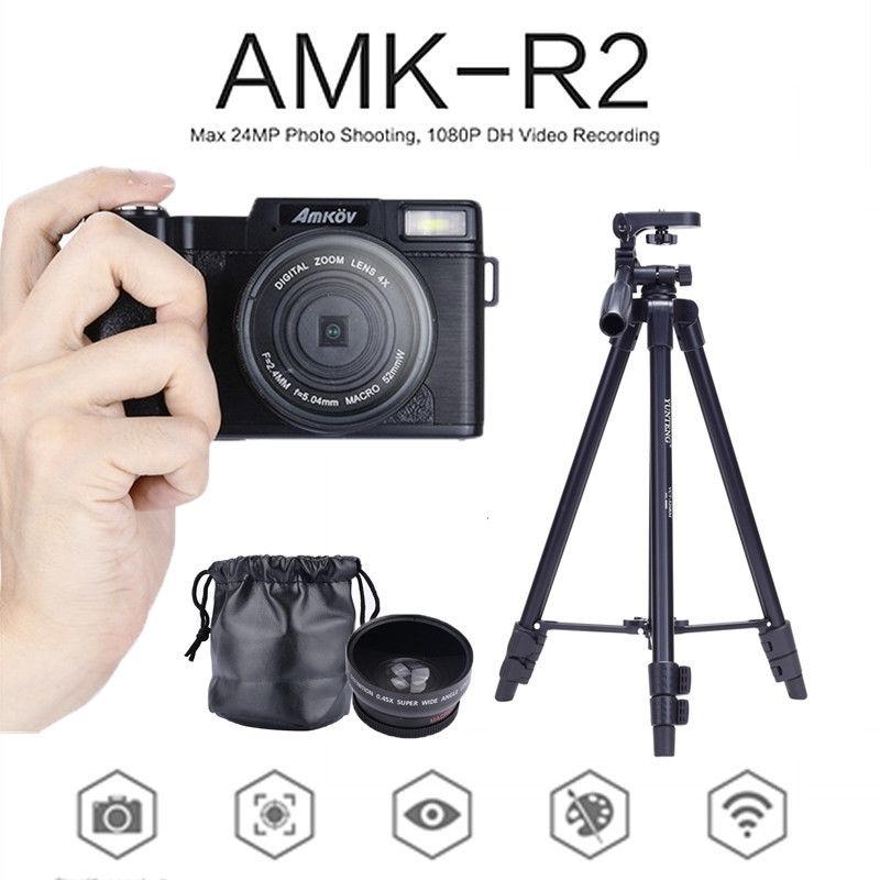 AMKOV DSLR caméras 3.0