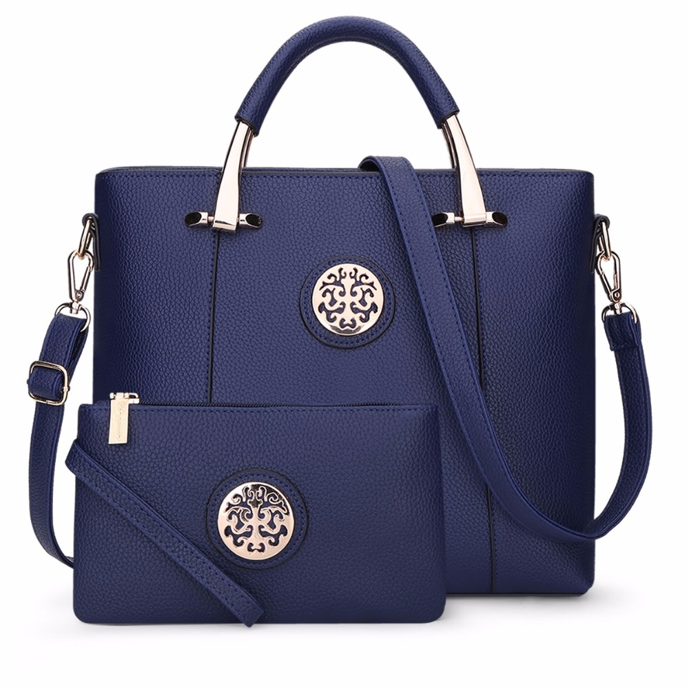 Designer handbags high quality leather bags handbags women famous brands shoulder bags female luxury set bolsa feminina 2017 ludesnoble luxury handbags women bags designer shoulder bag female bags women bags handbags women famous brands bolsa feminina