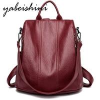 Вместительный рюкзак из кожзама Цена 1516 руб. ($18.77) | 236 заказов Посмотреть