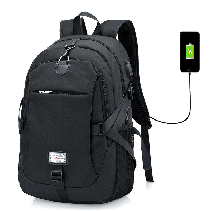 Multifunction USB charging Men 15inch Laptop Backpacks For Teenager Fashion Male Mochila Leisure Travel backpack anti thief baijiawei men and women laptop backpack mochila masculina 15 inch backpacks luggage