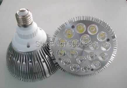 18w Epistar Bridgelux chips high power font b led b font par38 spot lighting bulb with