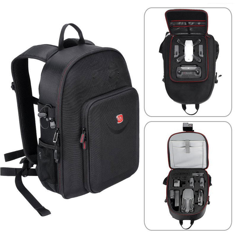 Smatree Multi Purpose Waterproof Backpack For DJI Mavic Pro Platinum For DJI Spark For Gopro Hero 7 6 5 Camera For Tablet PC in Camera Video Bags from Consumer Electronics