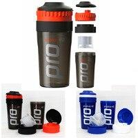 New Hot Sale Protein Powder Shake Cup Cycling Bike Water Bottle Fitness Kettle Milkshake Cup Multi