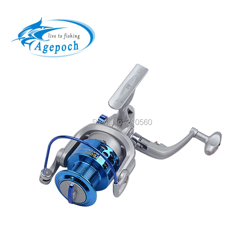 Agepoch 8 bb spinning spin drag cheap tackle surf fishing for Discount fishing reels