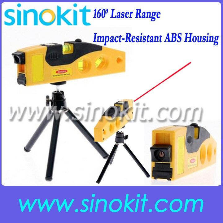 ФОТО  160' Laser Range Line Level Crosshair Dot Switch Magnetic Base TD9B