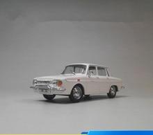 Modèle de voiture RENAULT haute simulation, modèle de voiture majeur en alliage, échelle 1:43, moulages en métal, véhicule de collection, vente en gros