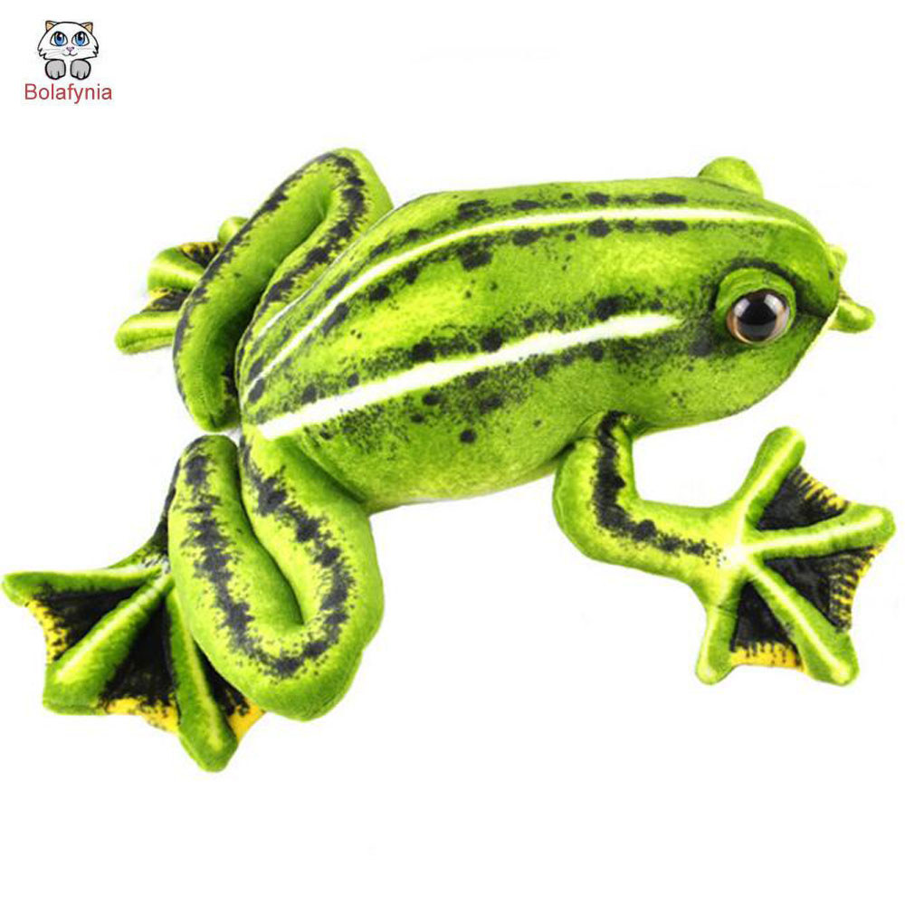 BOLAFYNIA Children Plush Stuffed Toy Baby Kids Toy for Christmas Birthday Gift Personality simulation flying frog gift free shipping 50cm frog plush toy soft stuffed frog doll gift for lovers gift for kids