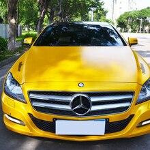 TSAUTOP size 1.52x18m Premium Air Bubble Free Electro-optic Metallic Film For Pearl Metal Car Wraps