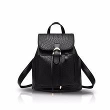 Николь и Дорис девушка/женские студенческие сумка школьная сумка рюкзак сумка-шоппер женский рюкзак плеча искусственная кожа черный