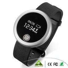 S6 IP-X65นาฬิกากันน้ำบลูทูธสมาร์ทดูวงกีฬาสร้อยข้อมือติดตามการออกกำลังกายนอนH Eart Rate Monitor