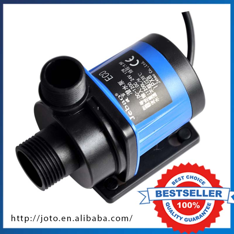 цены  24V Micro Brushless DC Submersible Pump Max Head 2.2m Ultra-quiet Quadrupole Frequency Adjustable Circulation Water Pump