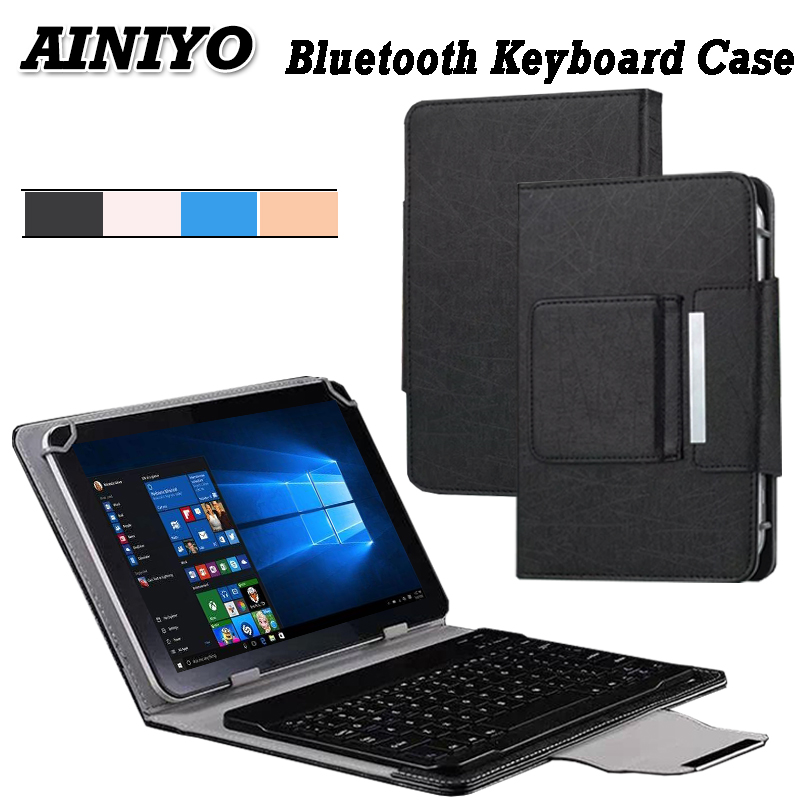 Universa Wireless Bluetooth Keyboard protective Case for Chuwi hi9 air ALLDOCUBE M5 Teclast M20 Onda x20 10.1