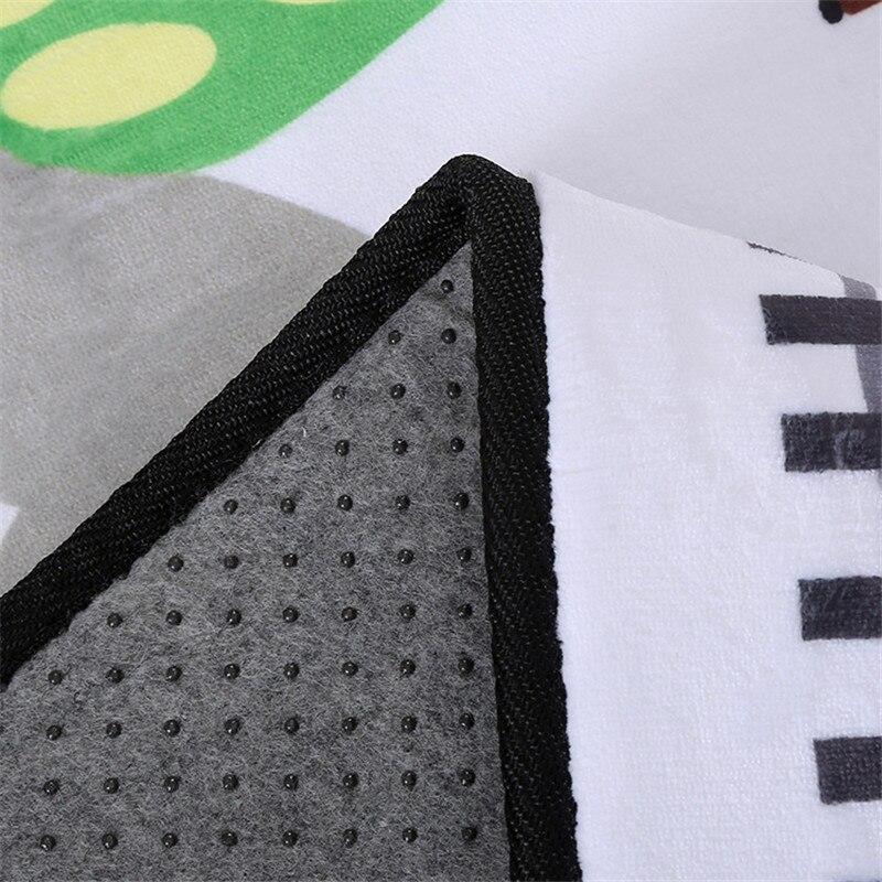 Mignon bébé ramper tapis épaississement enfant jouer tapis bébé chambre chronique rebond tapis grimper un Pad Non-toxique cadeaux de noël - 5