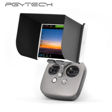цена на PGYTECH L168 FPV 7.9 inch Remote Controller Phone Monitor Sunshade Sun Hood for DJI Phantom 3 4 Inspire 1 Tablet Pad