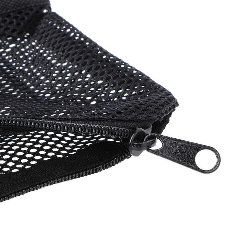 Image 3 - Hunting tactical M4 military army shooting Brass ar15 Bullet Catcher Rifle Mesh Trap Shell Catcher Wrap Around Zipper Bag-in Paintball Accessories from Sports & Entertainment