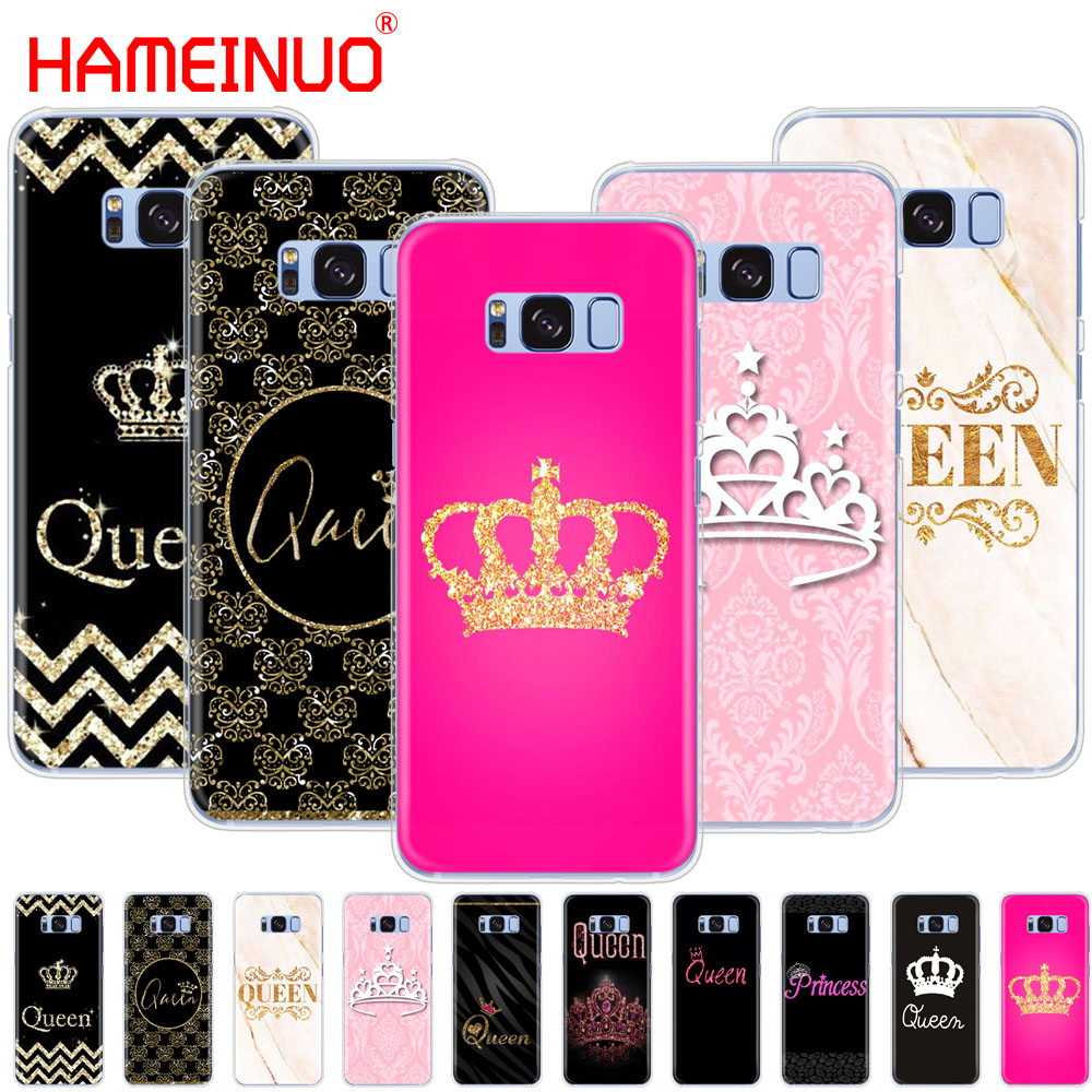 hameinuo queen and king crown coque cell phone case cover. Black Bedroom Furniture Sets. Home Design Ideas