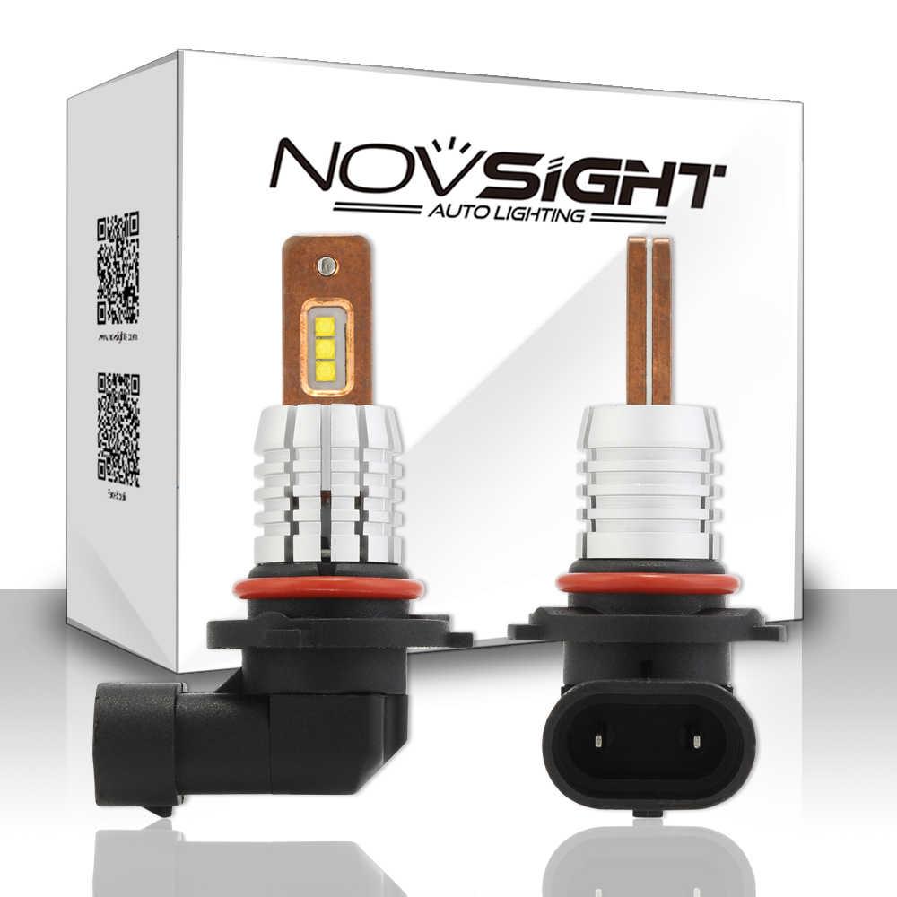 2pcs 1800Lm H7 H8 LED Car Lights LED Bulbs 9005 HB3 9006 HB4 White Daytime Running Lights DRL Fog Light 6000K 12V Driving Lamp