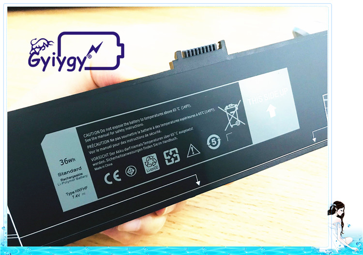 US $30 6 15% OFF|36Wh New HXFHF battery for Dell Venue 11 Pro 7130 7139  7140 VJF0X VT26R-in Laptop Batteries from Computer & Office on  Aliexpress com