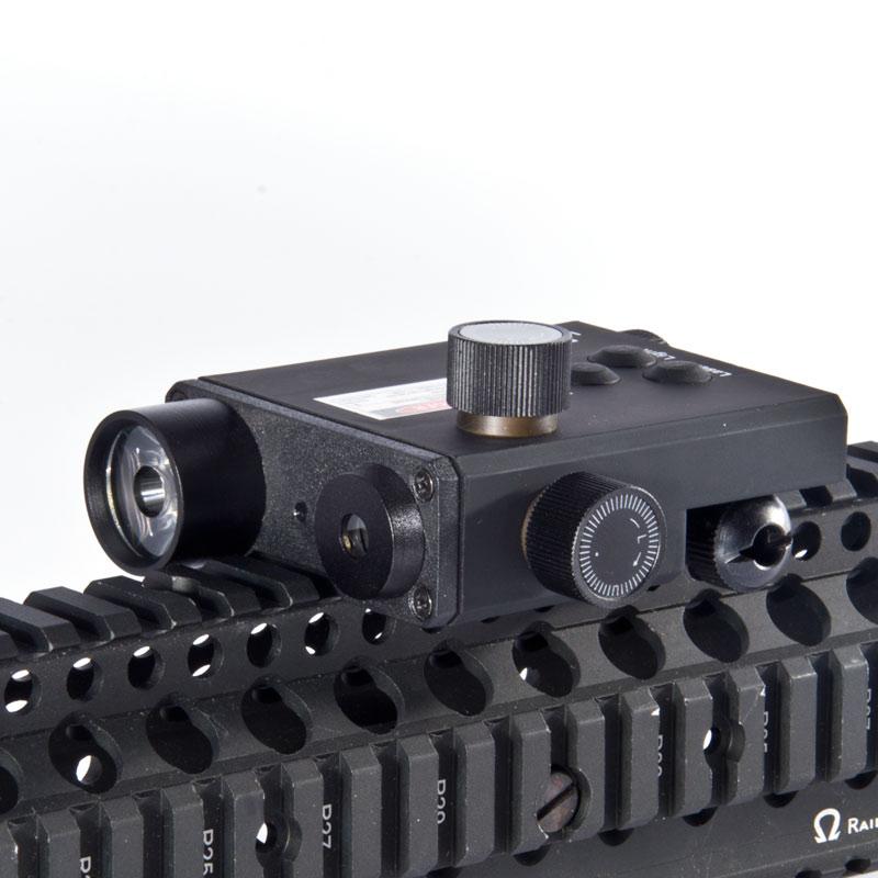 Sightmark SM25004 LoPro Combo Laser//Flashlight Green Laser