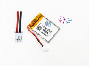 Image 5 - JST PH 2,0mm 2pin 503040 3,7 V 600 mAh batterie Lithium Polymer Akku Für Mp3 DVD Kamera GPS bluetooth elektronik
