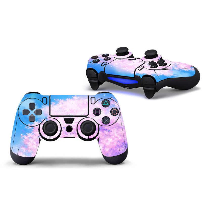 Супер герой Защитная Наклейка для PS4 контроллер кожи для Playstation 4 наклейка аксессуары