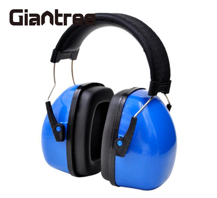giantree Anti-noise Earmuffs Anti-Noise Ear Protector Ear Muff Hearing Protection for Outdoor Hunting Shooting Sleep Soundproof yellow anti noise wearable soundproof noise airport tactical outdoor hunting shooting hearing protection earmuffs