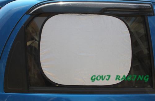 6 հատ / սահմանել մեքենայի պատուհանի - Ավտոմեքենայի արտաքին պարագաներ - Լուսանկար 4