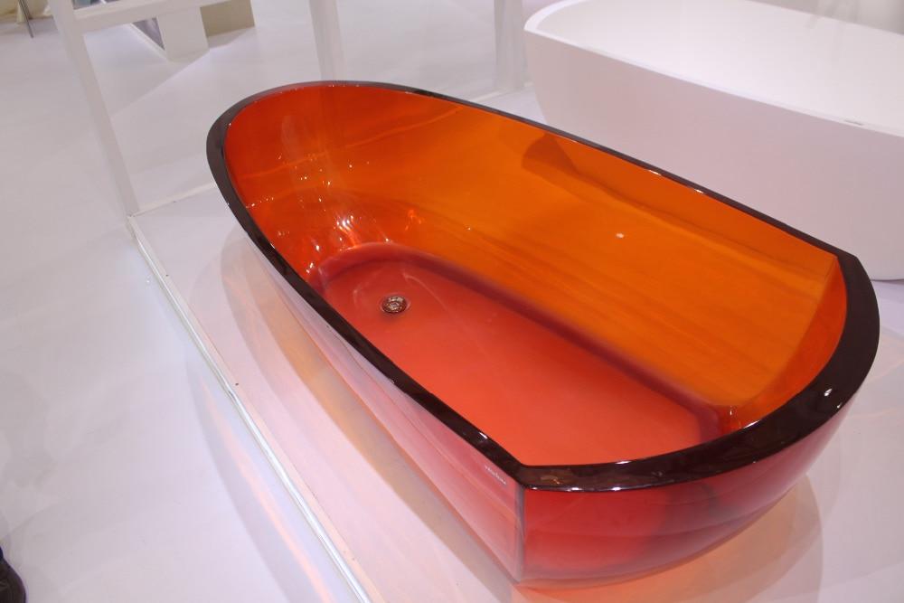 1700x750x580mm Solid Surface Stone CUPC Approval Bathtub Rectangular ...