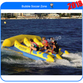 Free shipping 4*3m inflatable flying fish banana boat for sale