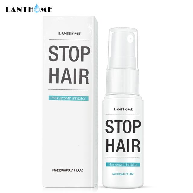 20 ML Herbal Stop Hair Growth Inhibitor Spray