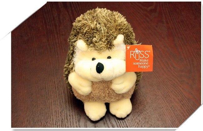 stuffed animal plush 25cm cute hedgehog plush toy w841